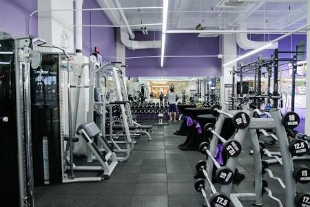 Luftreiniger für Fitnessstudio