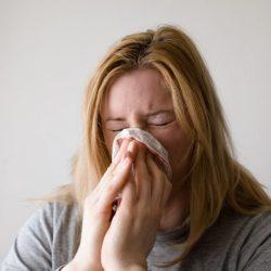 Luftreiniger gegen eine Feinstauballergie
