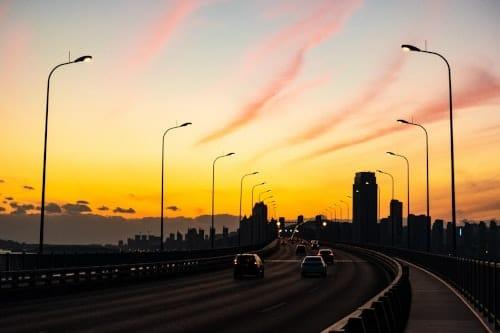 Feinstaub von Autoreifen und Bremsen