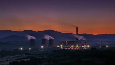 Industrieluftreiniger gegen Feinstaub