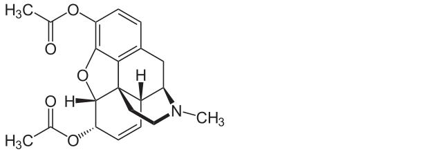 Verzorger heroïnegebruiker uit de rook